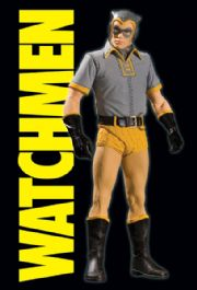 Watchmen Movie Action Figures Classic Nite Owl Series 2 MIB
